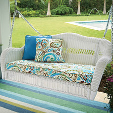 Contemporary Porch Swings by Improvements Catalog