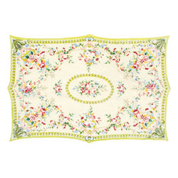 The Rug Market - French Medallion area rug -