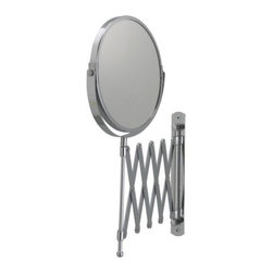 IKEA of Sweden - Fräck Mirror - This mirror is magnifying, water-resistant and made for checking yourself out in the shower.