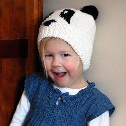 RR - On Sale Elliot Panda Hat - Elliot Panda Photography Prop Hat