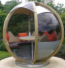 contemporary gazebos by chaplinsstore.co.uk