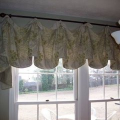 curtains by Best Dressed Interiors