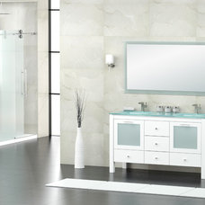 Modern  by BATHROOM PLACE