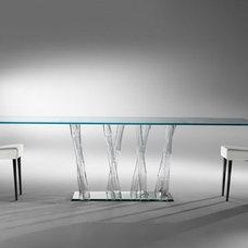 Contemporary Dining Tables by Spazio di Casa