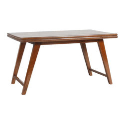 PIERRE JEANNERET Teak Coffee/Cocktail Table from Chandigarh, India - Ref: T2833