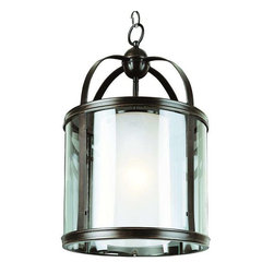 Trans Globe Lighting - Trans Globe Lighting 6944 ROB Pendant Light In Rubbed Oil Bronze - Part Number: 6944 ROB