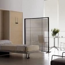 Modern Murphy Beds by Dayoris Custom Woodwork
