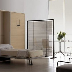Murphy beds - The ideal way to enhance your home interiors with space. A tasteful collection of wall beds carefully crafted to satisfy our south Florida's exclusive clientele. Select from an assorted variety of modern designs featuring imported Italian veneers with the best high-gloss and matte finishes. Whether you are looking for a twin, full, queen or custom size bed we provide the fitting size for your custom space.
