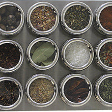 Modern Spice Jars And Spice Racks by The Conran Shop