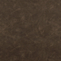 P6175-Sample - Recycled leather is a sustainable environmentally friendly alternative to leather and pvc. Recycled leather looks and feels like genuine leather, but is sold by the yard and easier to maintain. The backing of this pattern is a blend of genuine leather, and results in a soft and durable leather alternative. There are several grades of recycled leather materials, ours are top grade. This material is cleanable with mild soap and water.