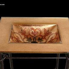 Bathroom Sinks by Glass River Design