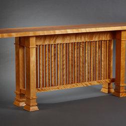 Freestanding Furniture - Birch sideboard table