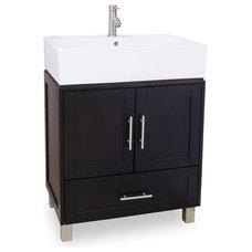 Modern Bathroom Sinks by HomeThangs