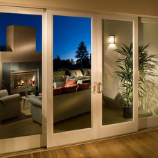 Modern Interior Doors by Arcadia Classic Window Co.