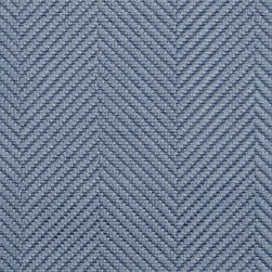 Solid W/Pattern - Sky Upholstery Fabric - Item #1010839-713.