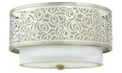Contemporary Flush-mount Ceiling Lighting by LightingUniverse