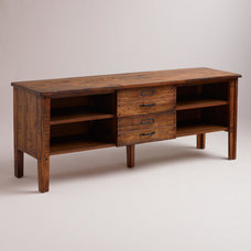 Rustic Entertainment Centers And Tv Stands by Cost Plus World Market
