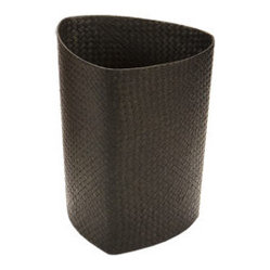 Triangle Pandan Wastebasket