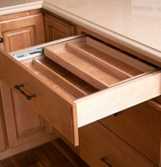 cabinet and drawer organizers by Focal Point