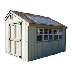 Fifthroom - Potting Shed with Dura-Temp Siding -