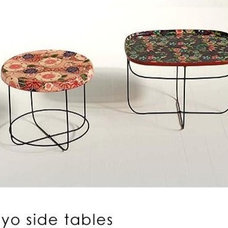Eclectic Side Tables And Accent Tables by Unicahome