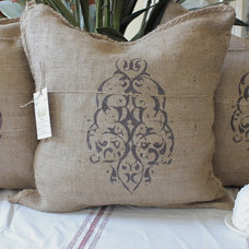 Traditional Decorative Pillows by MODERN VINTAGE MARKET