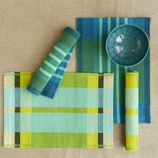 Contemporary Placemats by Far & Wide Collective