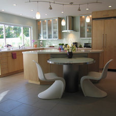 Contemporary  by The Kitchen Consultant