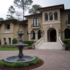 Traditional Exterior by Reminiscent Homes, LLC.