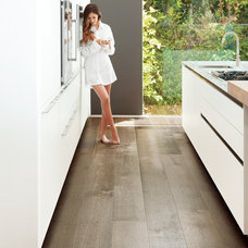 Contemporary Hardwood Flooring by Urban Landscape