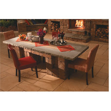 Outdoor Dining Tables by Necessories™  Kits for Outdoor Living