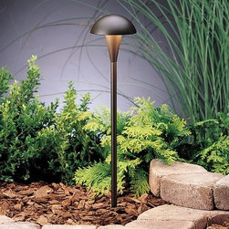 """Kichler Lighting 15323BKT Eclipse Path Pathway Light - Get 10% discount on your first order. Coupon code: """"houzz"""". Order today."""