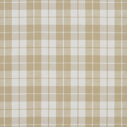 Khaki Beige And White Plaid Cotton Heavy Duty Upholstery Fabric By The Yard - Solid cotton canvas upholstery fabric are great for upholstery, bedding, window treatments and all other fabric related projects. This material is preshrunk 12 ounce cotton, and finished with Teflon for enhanced stain resistance. Solids are excellent for correlating with. Of course, they will look good alone too!