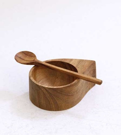 contemporary serving utensils by Brook Farm General Store