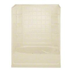 Custom fiberglass shower bathtubs find clawfoot tub and for Deepest bathtub available