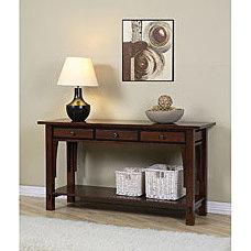 Talisman 3-drawer Console Table   Overstock.com