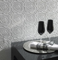 eclectic wallpaper by Graham &amp; Brown