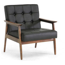 Modern Armchairs by sanasurbandesign.com