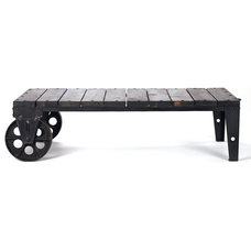 Industrial Coffee Tables by CRASH Industrial Supply