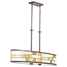 Craftsman Chandeliers by Arcadian Home & Lighting