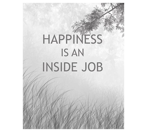Oh How Cute Kids by Serena Bowman - Happiness is an Inside Job, Ready To Hang Canvas Kid's Wall Decor, 24 X 30 - Each kid is unique in his/her own way, so why shouldn't their wall decor be as well! With our extensive selection of canvas wall art for kids, from princesses to spaceships, from cowboys to traveling girls, we'll help you find that perfect piece for your special one.  Or you can fill the entire room with our imaginative art; every canvas is part of a coordinated series, an easy way to provide a complete and unified look for any room.