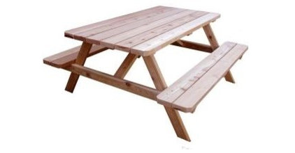 Traditional Outdoor Dining Tables by Home Depot