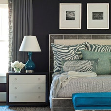 Contemporary Bedroom by Brian Watford ID