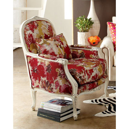 Modern Armchairs by Neiman Marcus