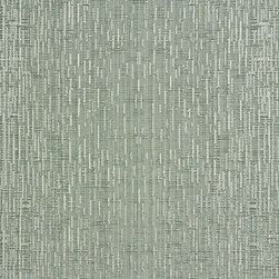 Light Green Two Toned Cross Stitch Metallic Sheen Upholstery Fabric By The Yard - This multipurpose fabric is great for residential upholstery, bedding and drapery. This material is woven for enhanced elegance. The sheen of this material varies depending on the light for a unique appearance.