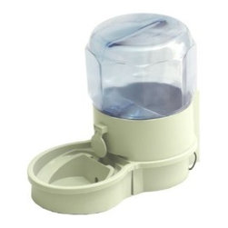 Ergo Systems Inc. - Auto Pet Waterer - Small - For indoor pets to be used with water