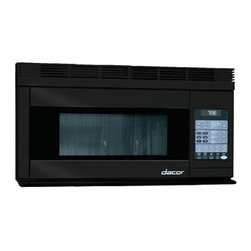 """Dacor Discovery 30"""" Over The Range Convection Microwave Hood, Black 
