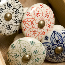 Contemporary Cabinet And Drawer Knobs by Nkuku