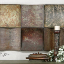"13309 Miki, Collage S/6 by uttermost - Get 10% discount on your first order. Coupon code: ""houzz"". Order today."