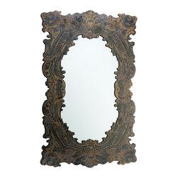 Cyan Design - Cyan Design 02691 Laurent Mirror - Cyan Design 02691 Laurent Mirror
